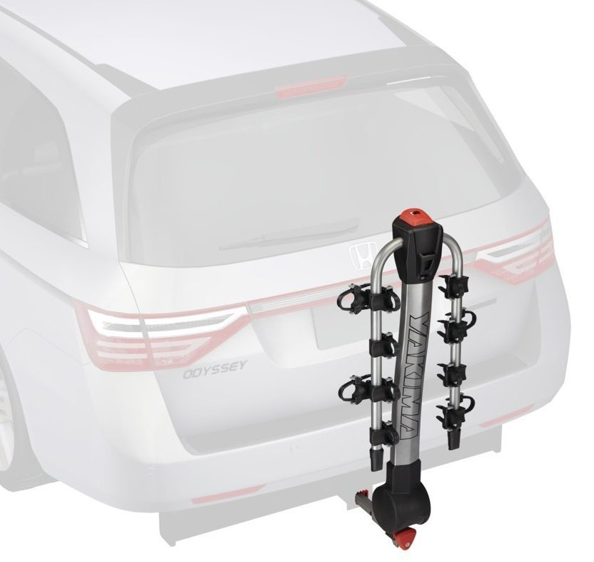 yakima hitch mount bike rack