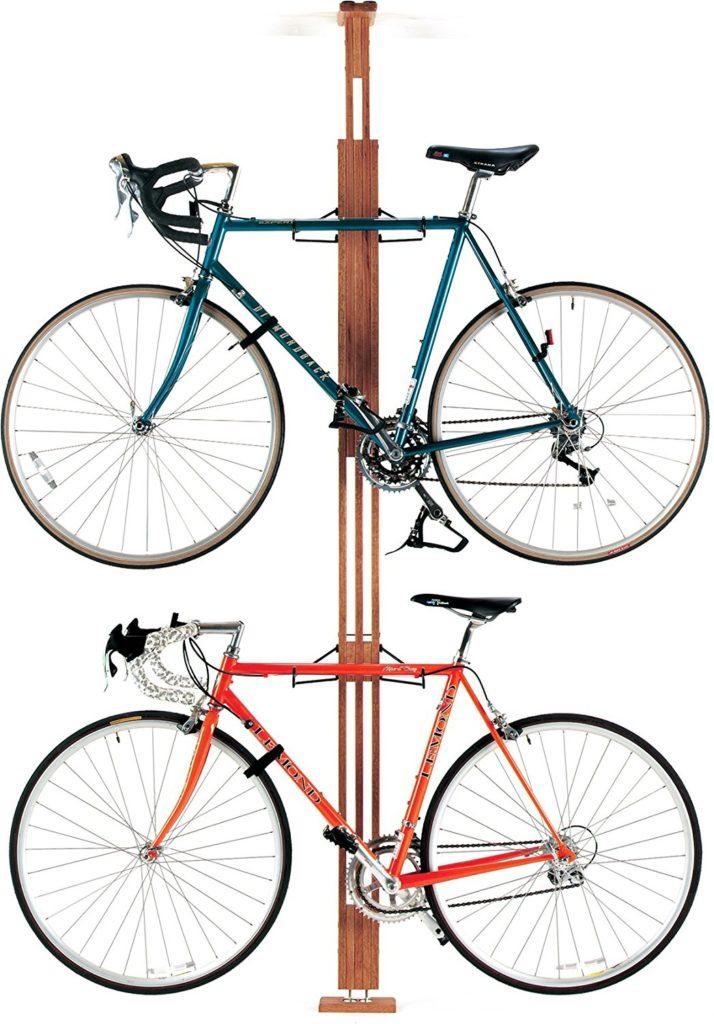 indoor bike rack for apartment