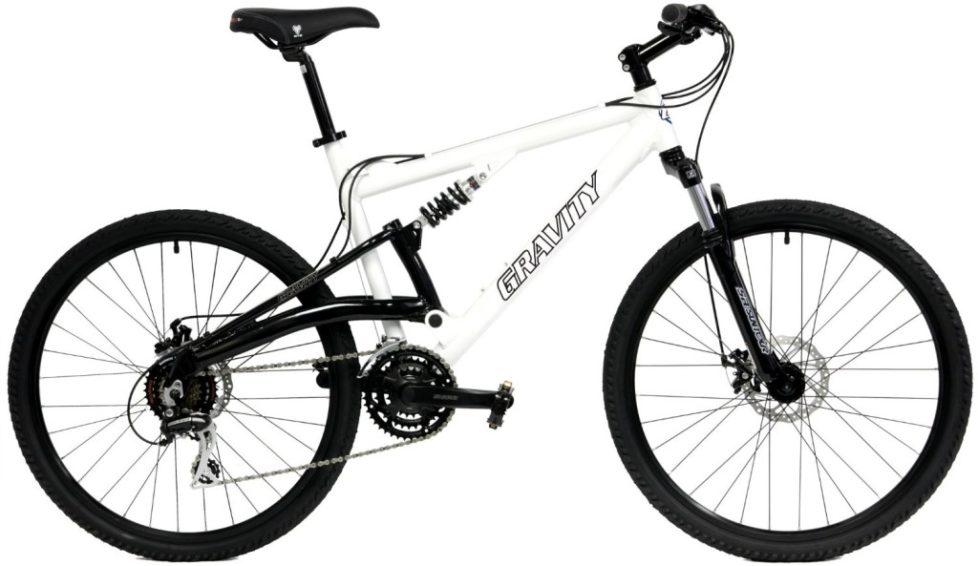 Gravity FSX Bike Review