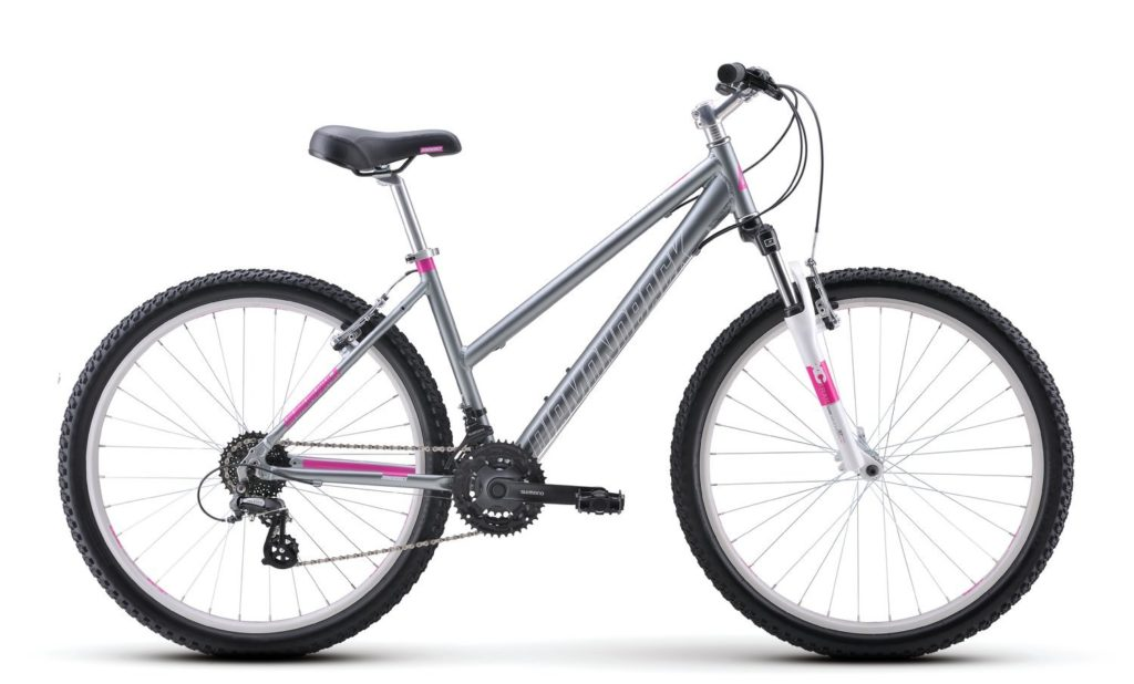 womens mountain bikes