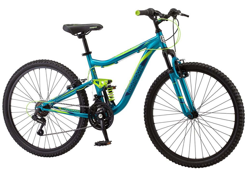 mongoose womens bikes