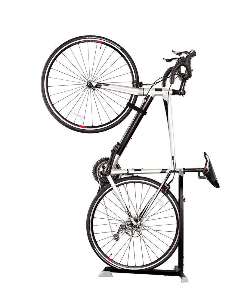 vertical bike storage
