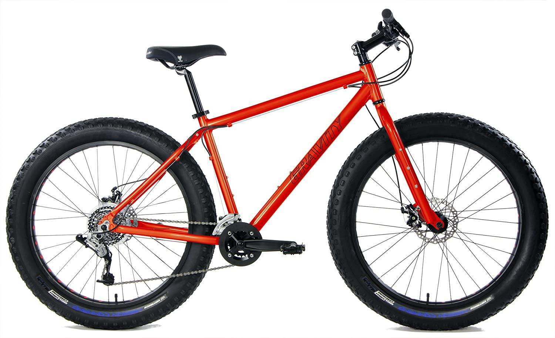 Aluminum Fat Bike